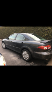 Mazda6 2005 part out