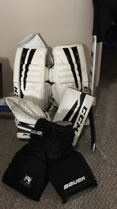 Youth Goalie Equipment