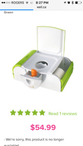Boon bench potty