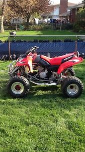 2004 Polaris Predator 500 Great Quad
