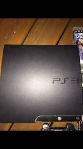 PS3 120GB - 6 GAMES - BLUETOOTH MIC - 1 CONTROLER