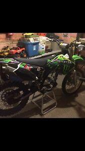 Kawasaki KX 250F nice bike !!!