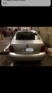 **Price reduction, need gone ASAP**2001 Jetta TDI GLS 1.9L