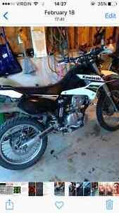 Kawasaki klx 250 for sale