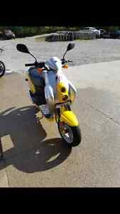 Adly Moto Panther 50 R