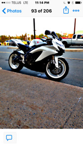 2010 gsxr600 for sale