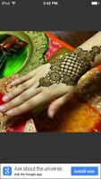 Henna Tattoo Artist ready for your big event!!!
