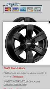 Alloy wheels for Ford F-150/ Ford Expedition, Lincoln Navigator.