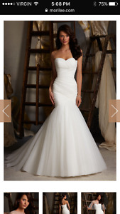Brand new Mori Lee wedding gown