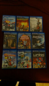 Playstation Vita Game For Sale