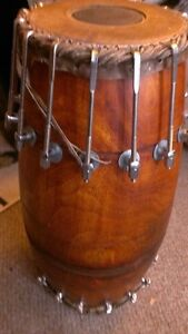 NAAL DELUXE DRUM HAND MADE TOP AND BOTTOM SKIN