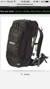 Backcountry backpack arcticat