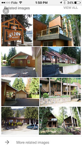 Shuswap Lake 2 bedroom -Available September 16-23/17