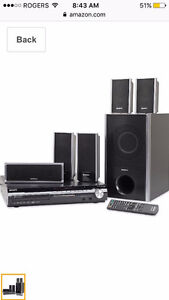 Sony BRAVIA HCD-HDX475 Home Theater System - Great Condition!