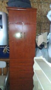 petit meuble de rangement h.77 pcs.