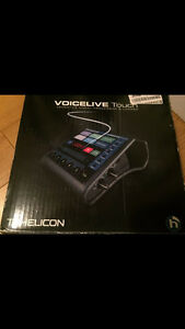 NEW! TC Helicon Voice Live Touch