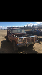 1979 ford f250.  1800 make an offer