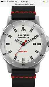 Alessandro Baldieri SM-46 Limited Edition