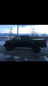 Lifted 2009 Dodge Ram 1500