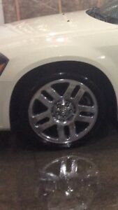 Dodge rims & tires