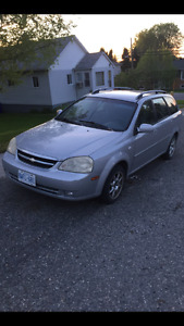 2005 Chevrolet Optra Hatchback 1000 as is