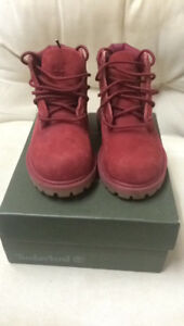 Kids timberlands / boots
