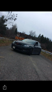 built mazdaspeed3