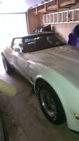 1981 Mint Original Condition Corvette