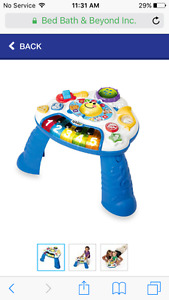Baby Einsteins Discovering Music Activity Table