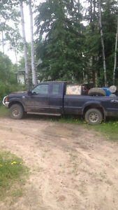 2000 ford f250 welding rig