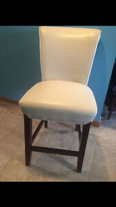 New Counter Height Accent Chairs