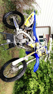 "2010 yz450f ""MINT"" low hours Regina Regina Area image 3"