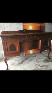 Beautiful Antique Sideboard