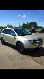 2010 Lincoln MKX Mkx SUV, Crossover