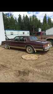 1983 Chevy caprice for sale !