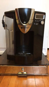 Perfect Condition iCoffee Maker (RSS600) and Drawer