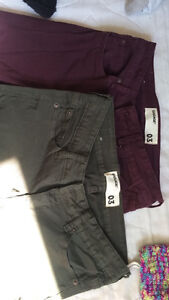 Brand new jeans size 3