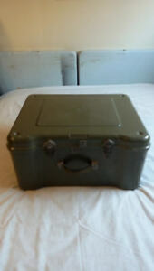 CDN military barrack box used