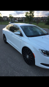 Selling my beautiful 2016 Chrysler 200 LX 12900kms