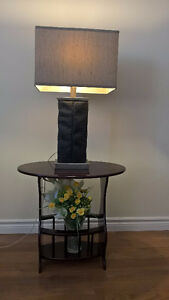 Reduced price nightstand lamp /table lamp