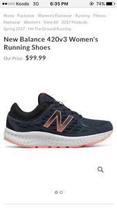 New Balance womens shoes.