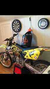 03 Rm 250 ready to ride !