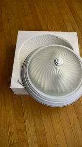 Brand new in box ceiling light fixture