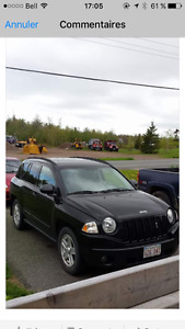 2008 Jeep Compass Autre