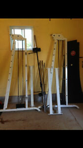 Selling all my gym equipment