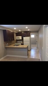 New Basment  suite for rent in Ritchie / white ave / Univ.