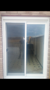 Brand new 5 foot patio door