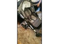 Grey 3-1 pram |make an offer|