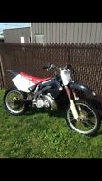 2001 CR250 wisco piston 7 hours usage
