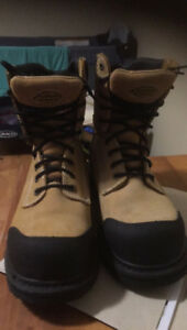 Never worn Work boots for sale